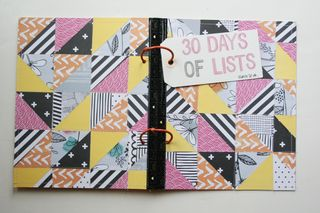 30 days of lists | march 2014 | cover open