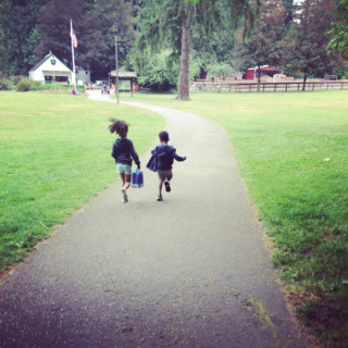 Kids to camp