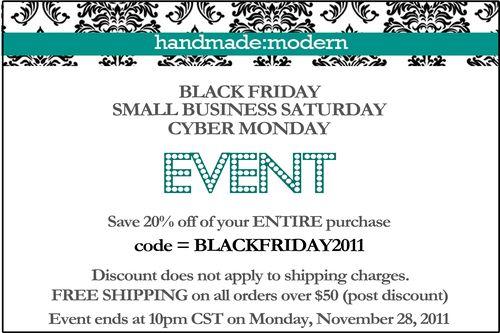 2011 black friday sale flyer large
