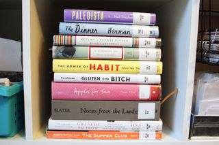 Friday faves | on my bookcase